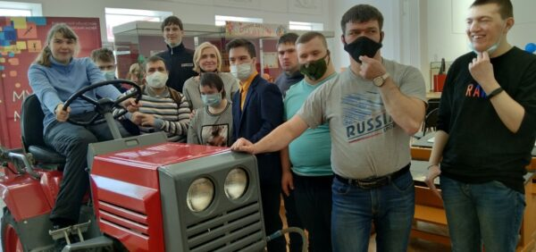 Русская тряпичная кукла, как отражение истории