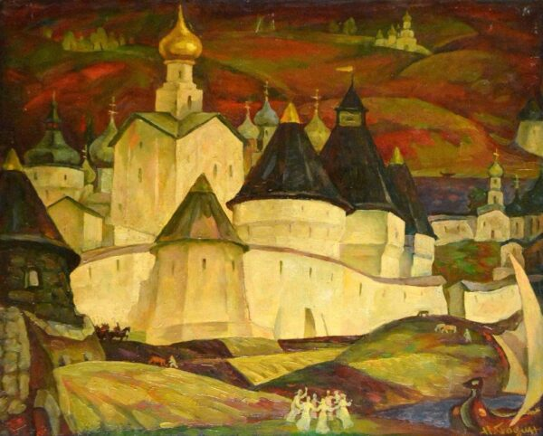 Николай Годин